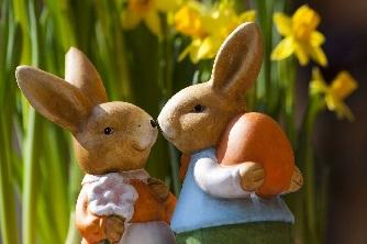 Nur der Ostermontag ist ein bundesweiter gesetzlicher Feiertag.