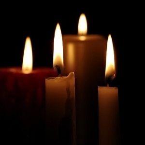 Früher war eher Allerseelen am 2. November der Tag des Totengedenkens.