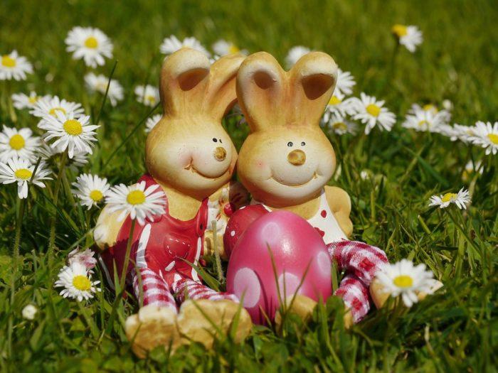 Die Zeit um Ostern eignet sich für Familein gut zum Verreisen.