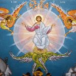 Der Himmelfahrtstag ist 39 Tage nach Ostern.