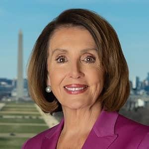 Nancy Pelosi wiünscht sich mehr Frauen in der Politik
